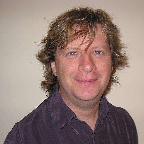 Peter Evans-Greenwood